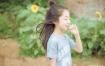 小清新日系可爱风格儿童摄影教程