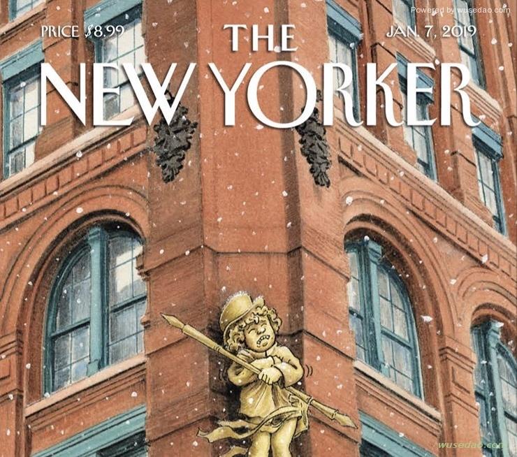 The New Yorker纽约客2019年全年更新