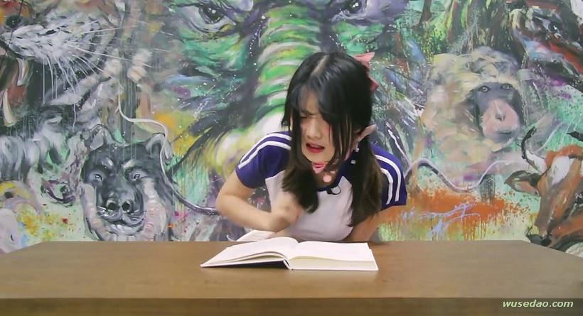橙子大湿:兴奋的文学阅读,一不小心就高潮了(三季全)